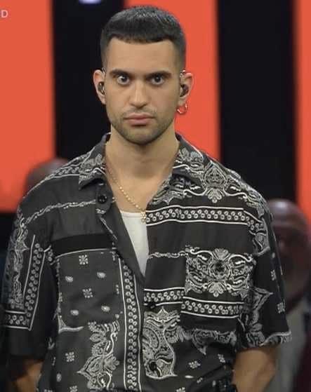 Mahmood Faccia