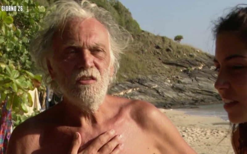 Riccardo Fogli Isola dei Famosi