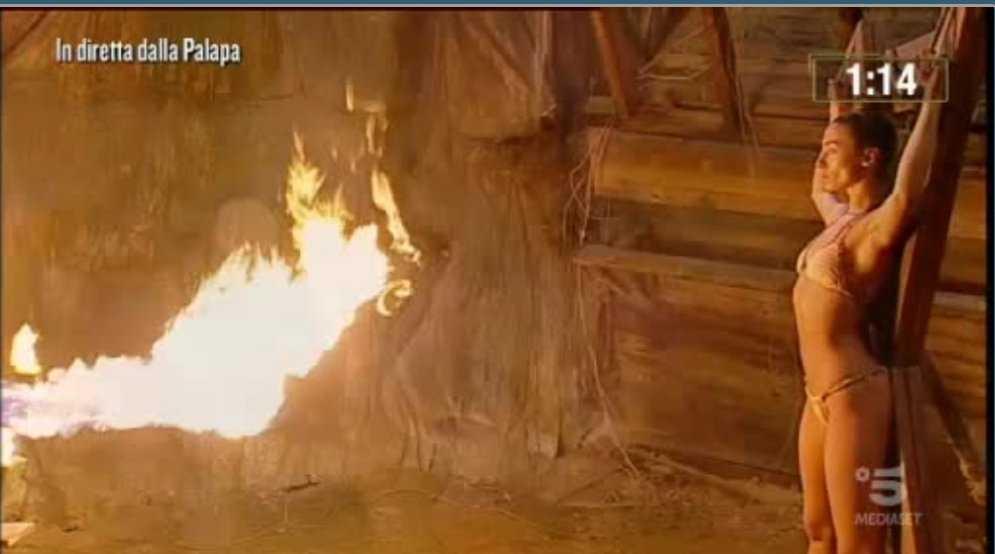 Soleil Sorge prova del fuoco