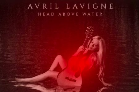 avril lavigne head above water sales copies
