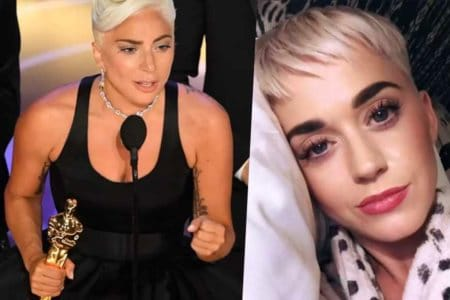 lady gaga katy perry oscar