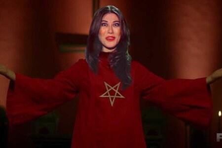 virginia raffaele satana diavoilo satanismo