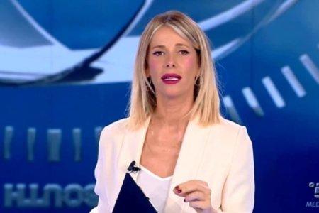 Alessia Marcuzzi Isola dei Famosi
