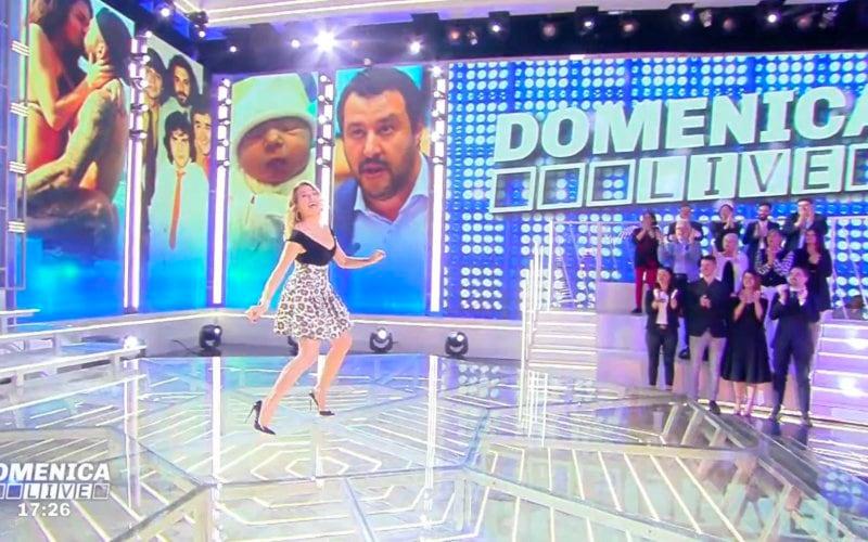 Barbara d'Urso Domenica Live 2