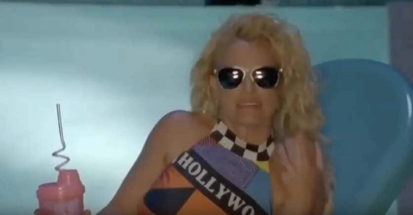 Britney Spears Pretty Girls Video Outtakes 2