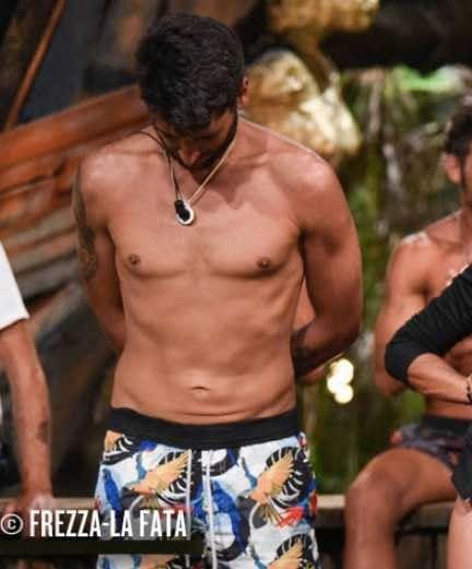 Jeremias Rodriguez Isola dei Famosi dimagrito