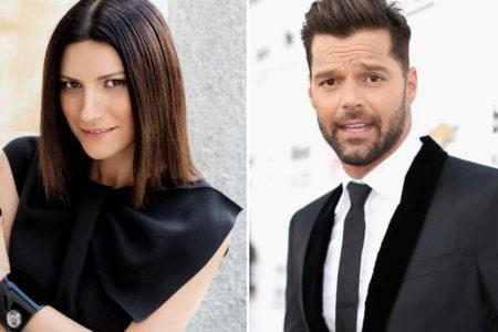Laura Pausini e Ricky Martin