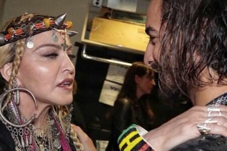 Maluma e Madonna