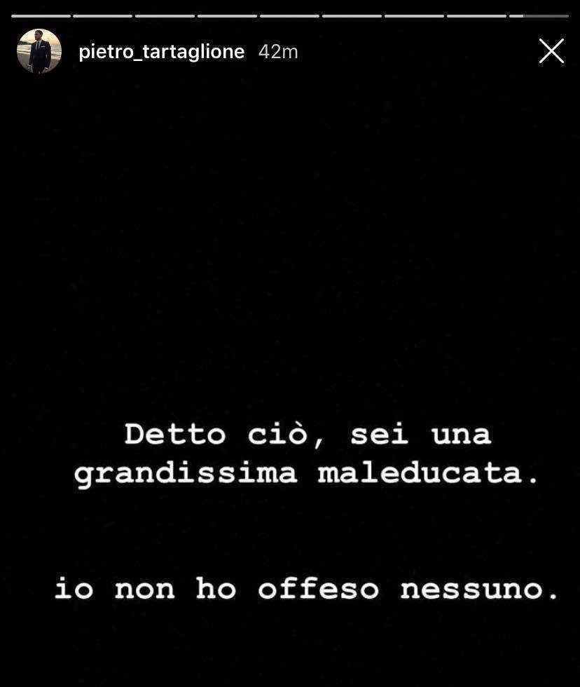 Pietro Tartaglione Instagram 2