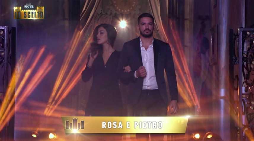 Rosa e Pietro La Scelta