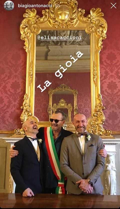 biagio antonacci matrimonio gay unioni civili
