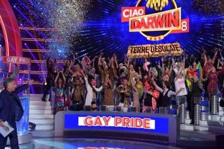 from Antonio gay family pride