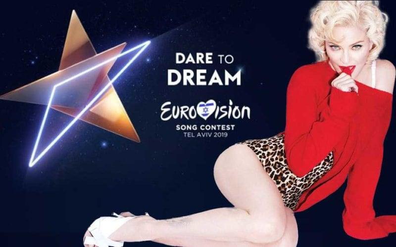 madonna eurovision 2019 tel aviv