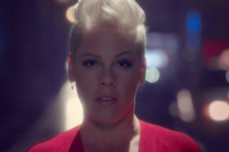 pink walk me home tonight video