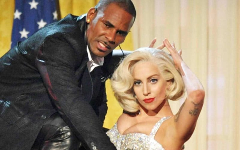 rkelly lady gaga new interview