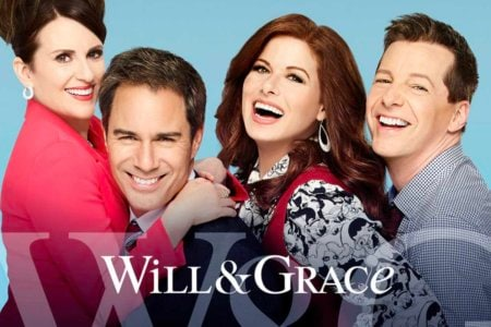 will e grace torna italia joy