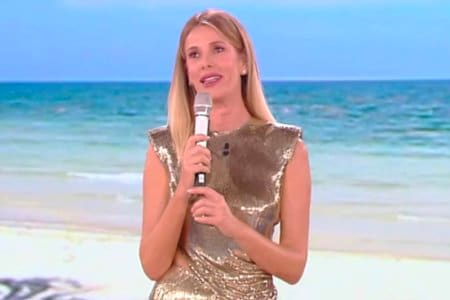 Alessia Marcuzzi Isola dei Famosi Ascolti tv