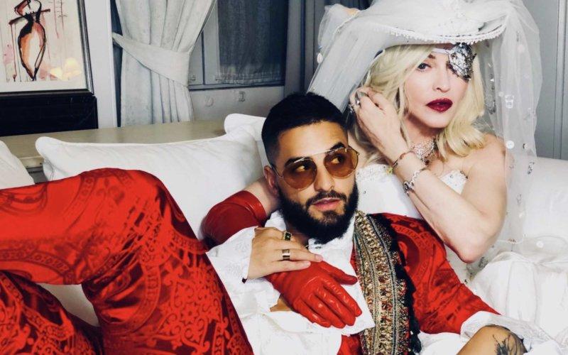 Madonna e Maluma