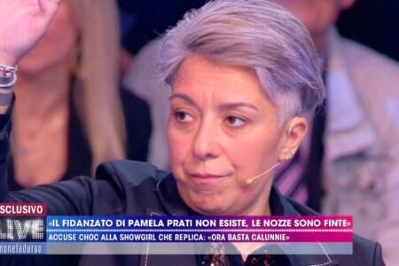 Pamela Perricciolo Manager Pamela Prati