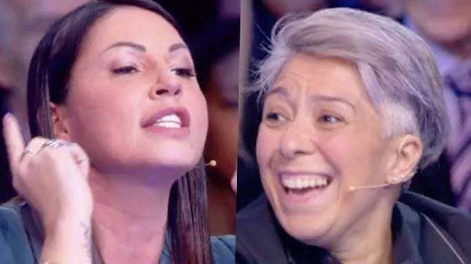 Pamela Prati Eliana Michelazzo Pamela Perricciolo