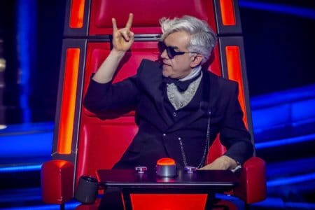 The Voice Of Italy Morgan