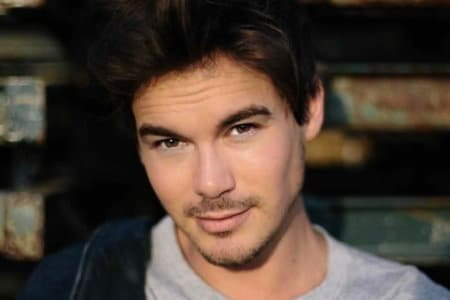 Tyler Blackburn gay coming out