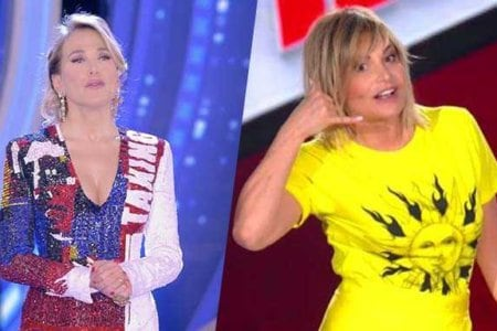 ascolti tv grande fratello the voice of italy simona ventura barbara d'urso