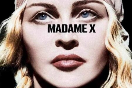 madonna madame x cover tracklist