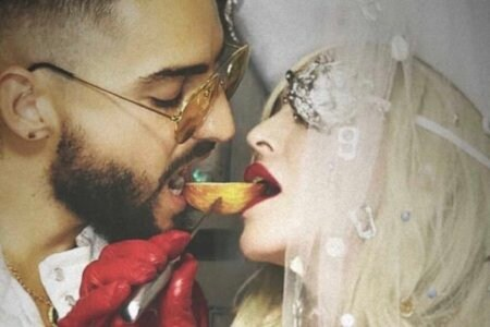 madonna maluma medellin video mtv