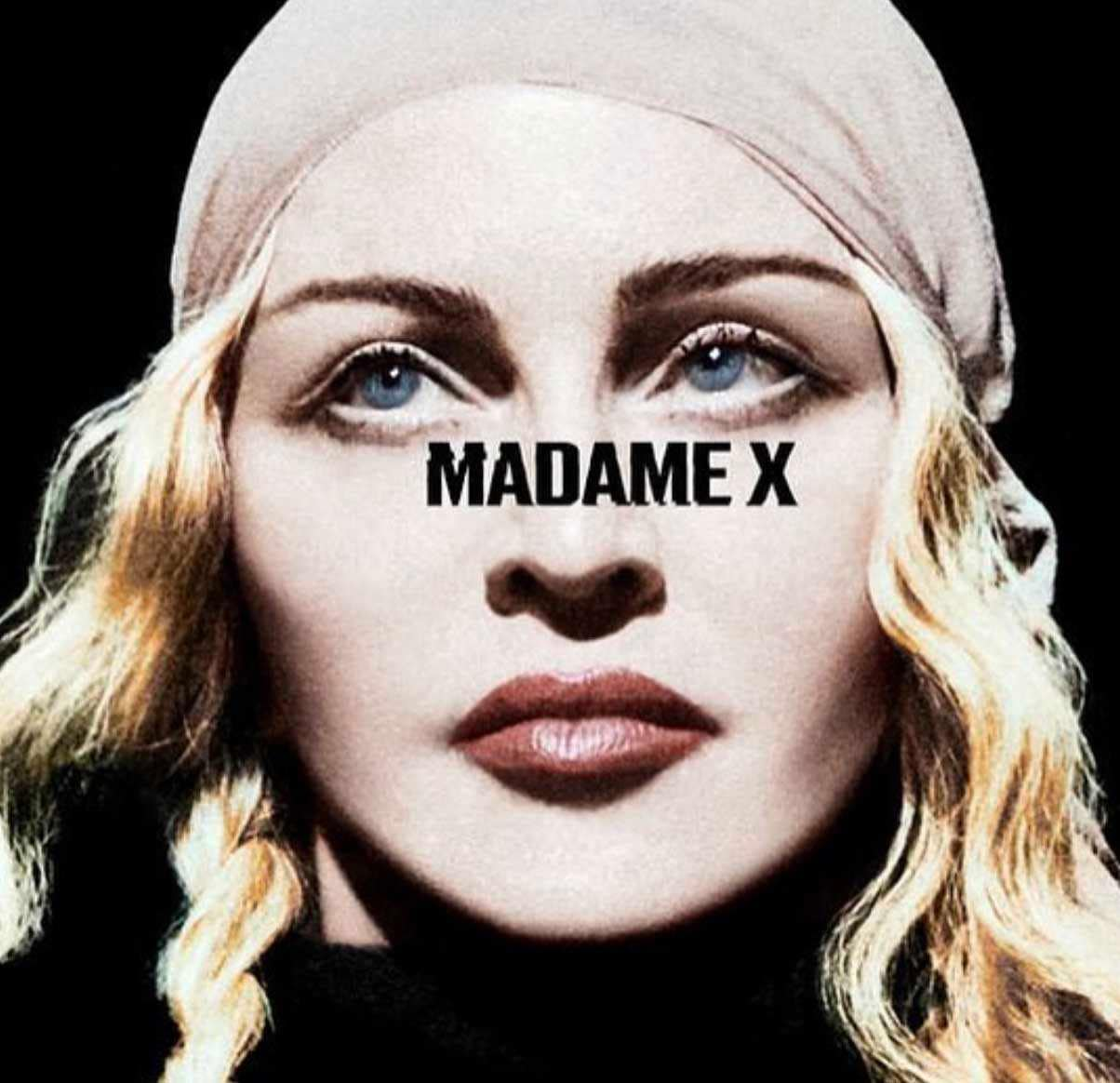 new album 2019 madonna madamex