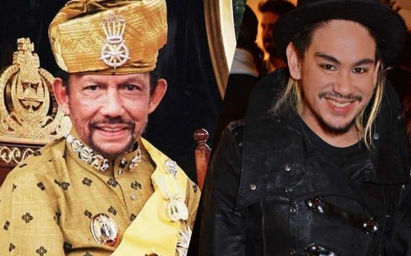 sultano brunei figlio prince azim principe gay