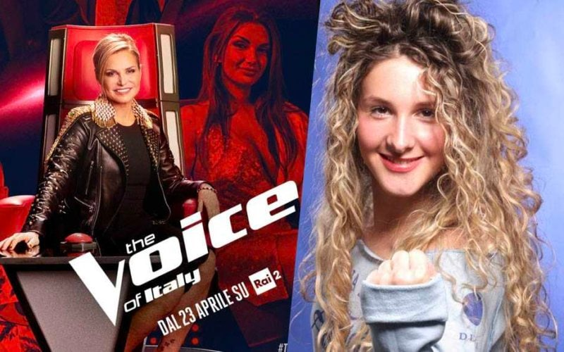 the voice maria luigia larocca amici