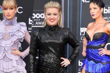 Billboard Music Awards 2019 Red Carpet
