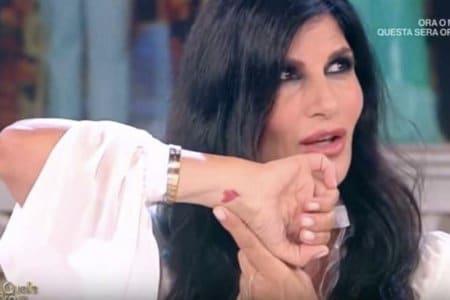 Pamela Prati Tatuaggio