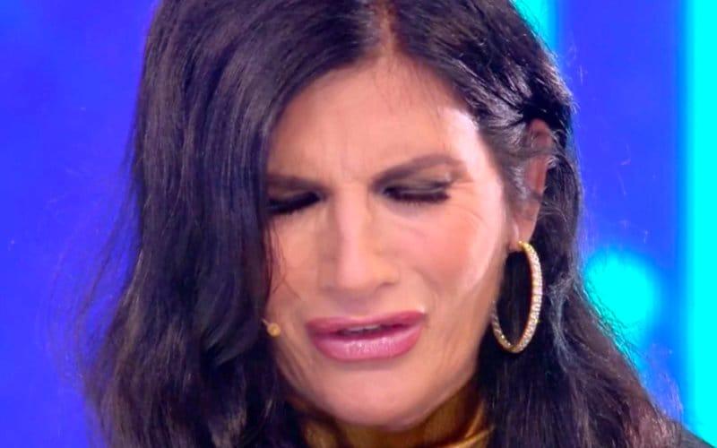 Pamela Prati piange
