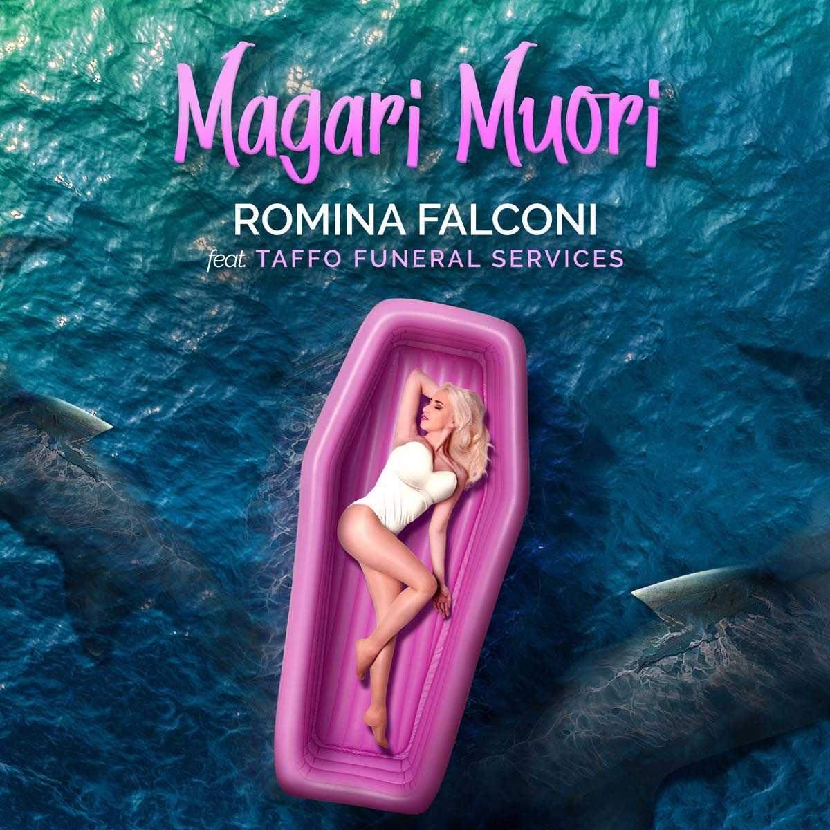 Romina Falconi Taffo Funeral Service Magari Muori