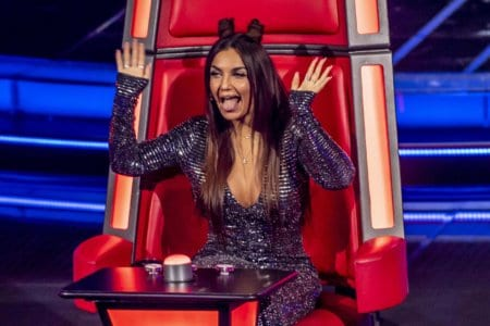 The Voice Of Italy Elettra Lamborghini Ascolti Tv