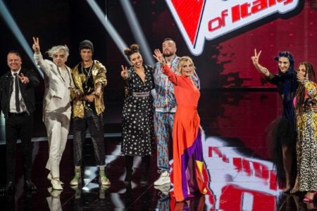 The Voice Of Italy Finalisti