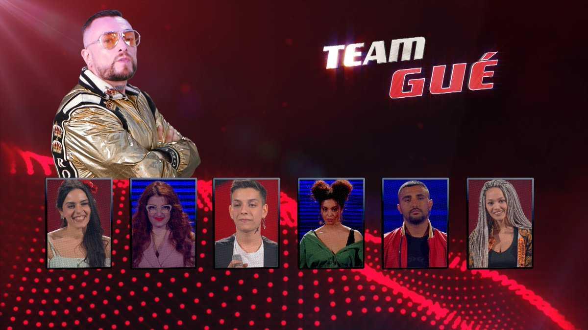 The Voice Team Gue
