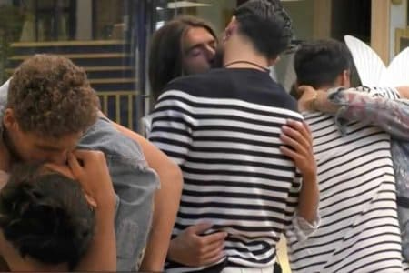 baci gay grande fratello 16