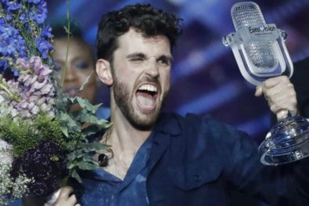 duncan laurence gay bisessuale coming out