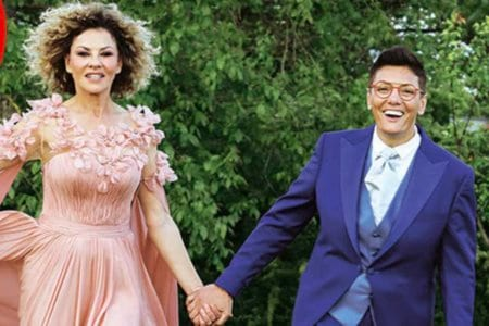 eva grimaldi imma battaglia spose gay matrimonio