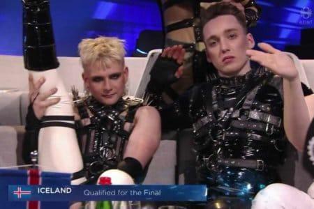 hatari eurovision israele palestina video