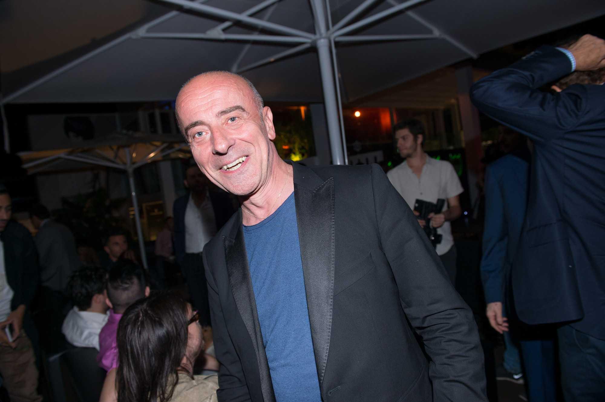 Event: (id=99119) Party Per I 15 Anni Di Dagospia Location: Mi Byblos Milano People: Rota Ivan Damiano