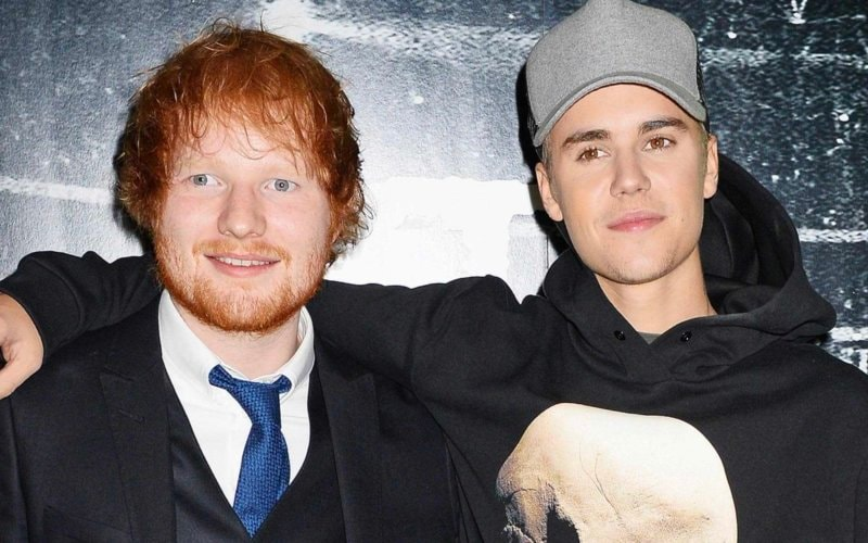 justin bieber ed sheeran i dont care