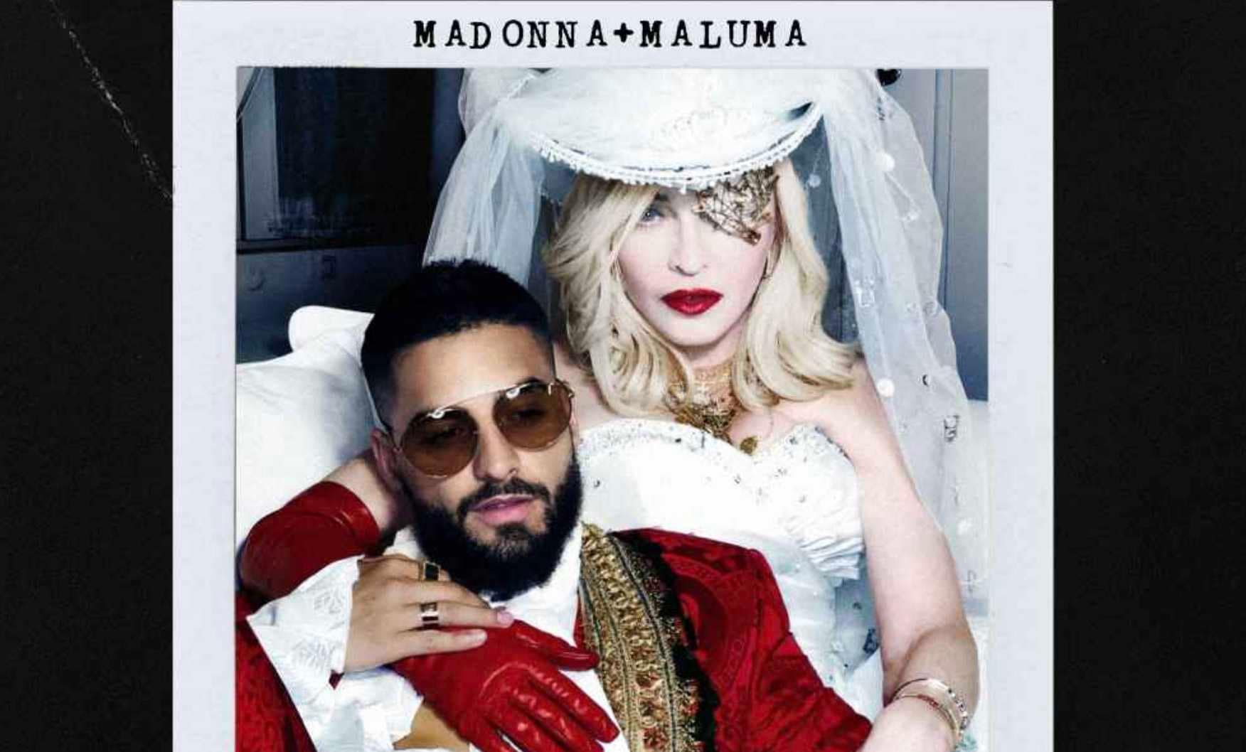 madonna medellin cover singles charts us uk italy