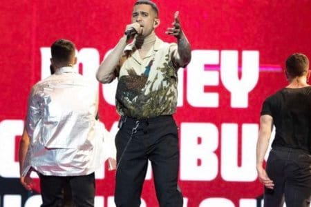 mahmood eurovision performance prove video