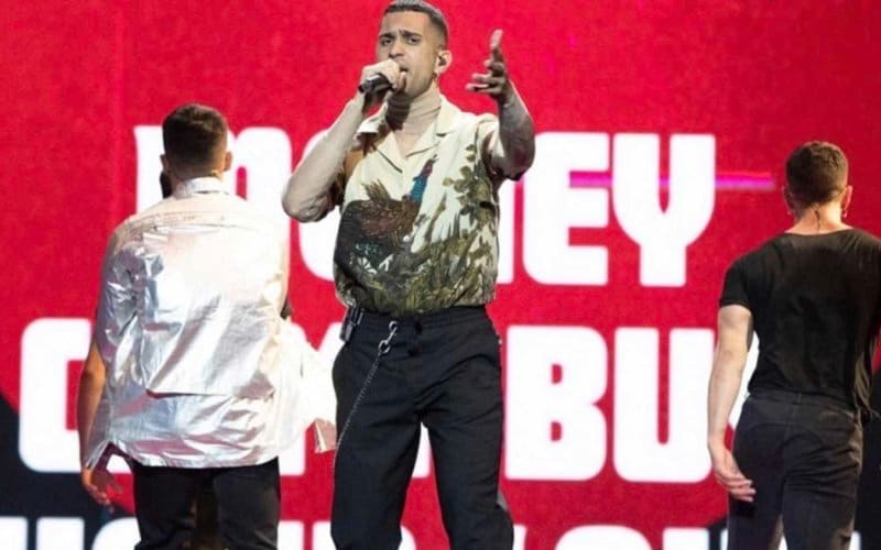 mahmood eurovision performance prove video