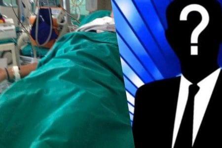 mark caltagirone ricoverato ospedale profili