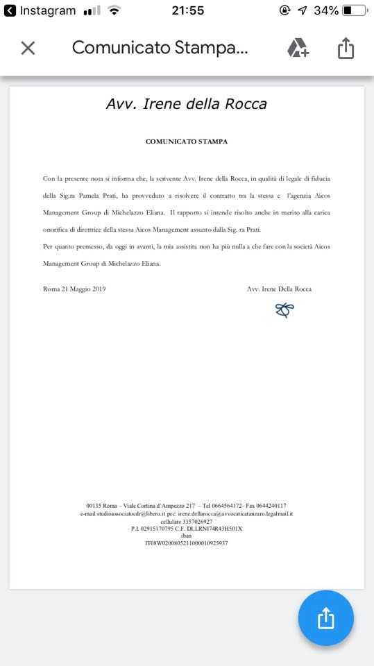 pamela-prati-aicos-management-eliana-michelazzo